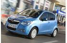 Opel Agila, dynamisch, 0209