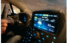 Opel Ampera, Cockpit, Verbrauch, Anzeige