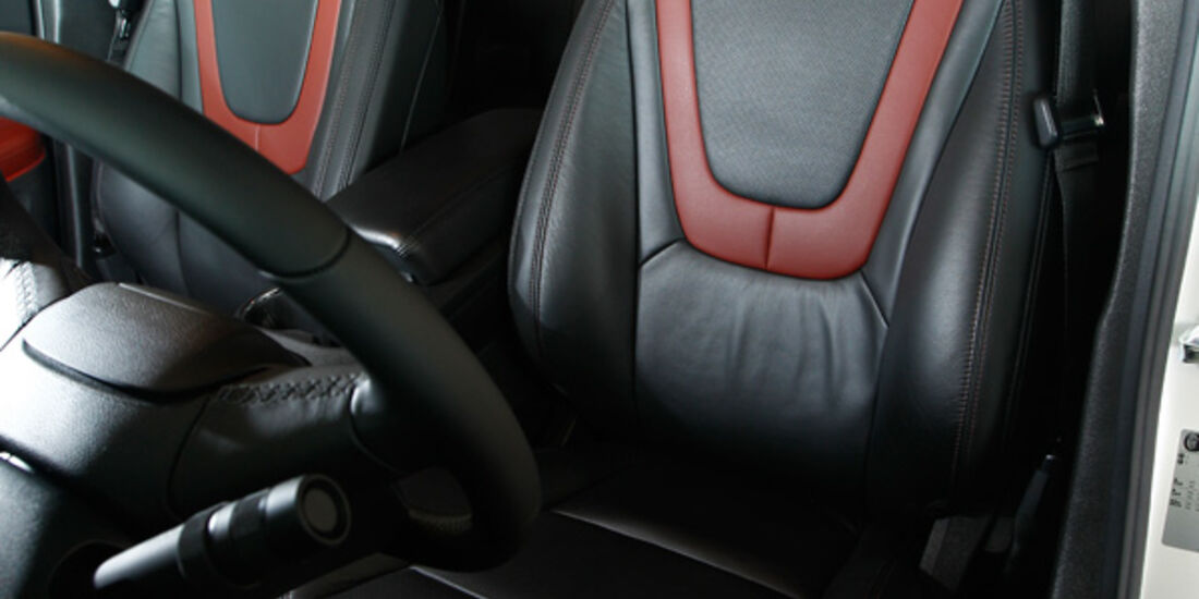 Opel Ampera, Fahrersitz