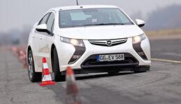 Opel Ampera, Front, Slalom