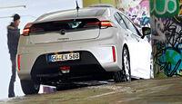 Opel Ampera, Heck
