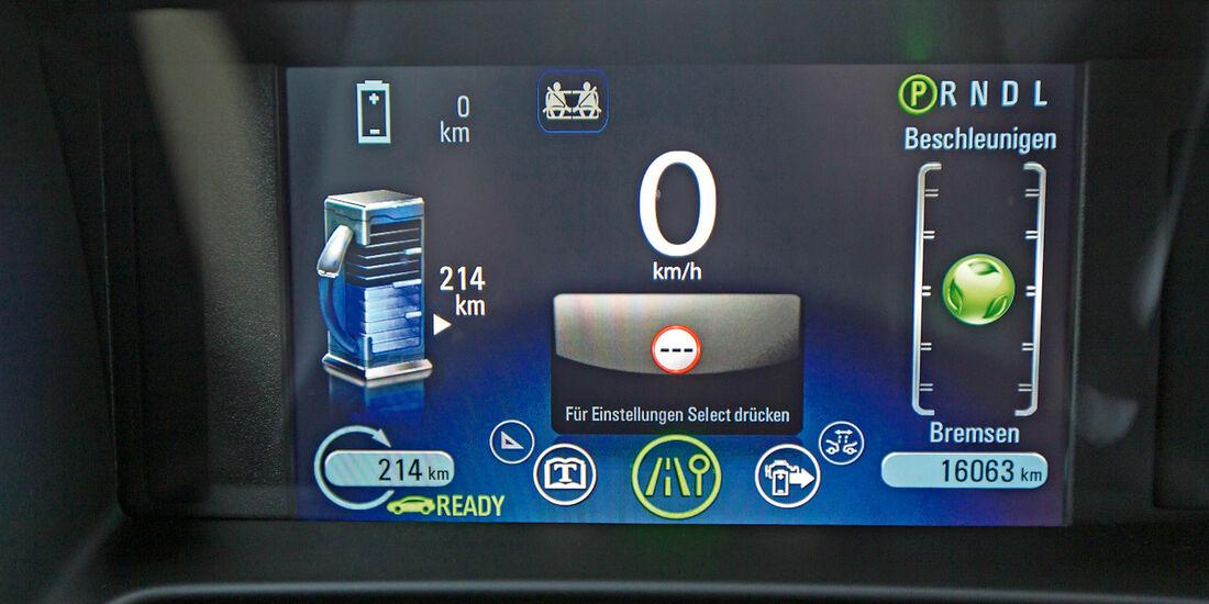 Opel Ampera, Infotainment