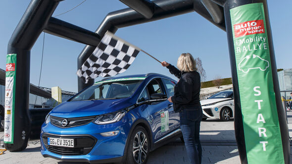Opel Ampera-e iMobility 2018
