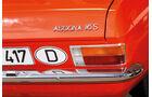 Opel Ascona, Heckleuchte