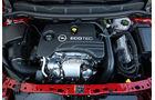 Opel Astra 1.0 Turbo, Motor