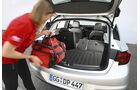 Opel Astra 1.4 DI Turbo, Kofferraum