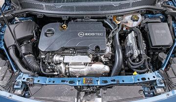hyundai i30 und opel astra im vergleichstest - auto motor und sport