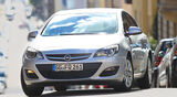 Opel Astra 1.4 t Ecoflex,  Frontansicht