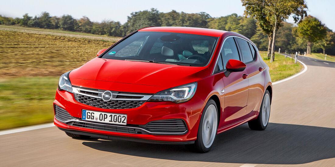 Opel Astra 1.6 DI Turbo - Serie - Kompaktwagen bis 35000 Euro - sport auto Award 2019