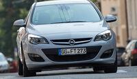 Opel Astra 1.6 SIDI Turbo, Frontansicht