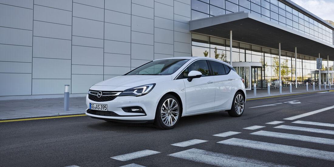 Fahrbericht Opel Astra 2015 So Fahrt Die Funfte