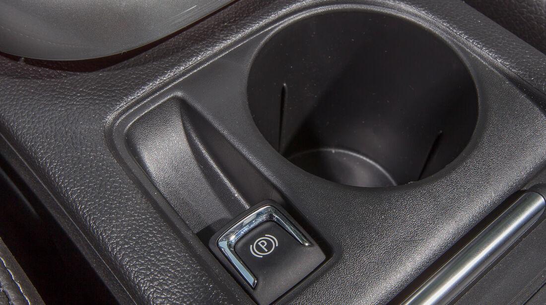 Opel Astra GTC 1.4 Turbo, Bedienelemente