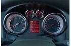 Opel Astra GTC, Rundinstrumente