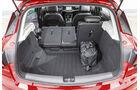 Opel Astra, Interieur Kofferraum