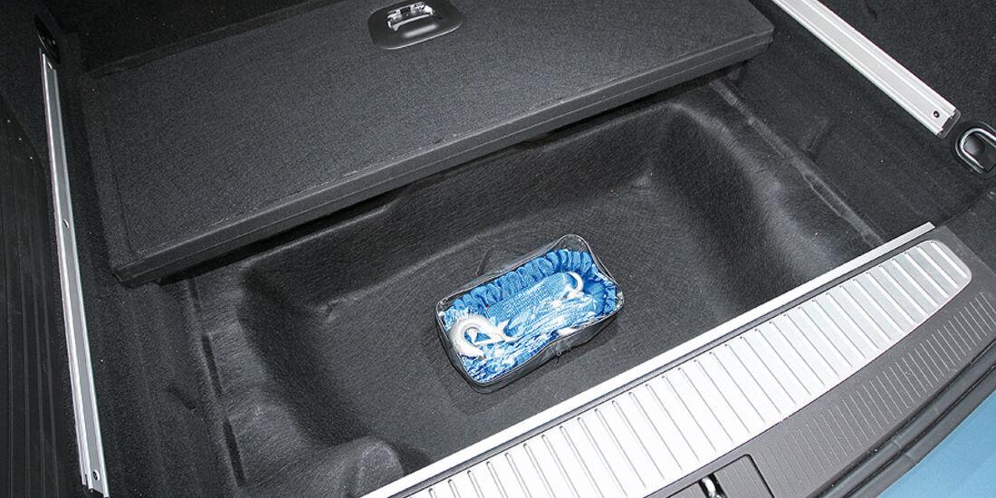 Opel Astra Kofferraum