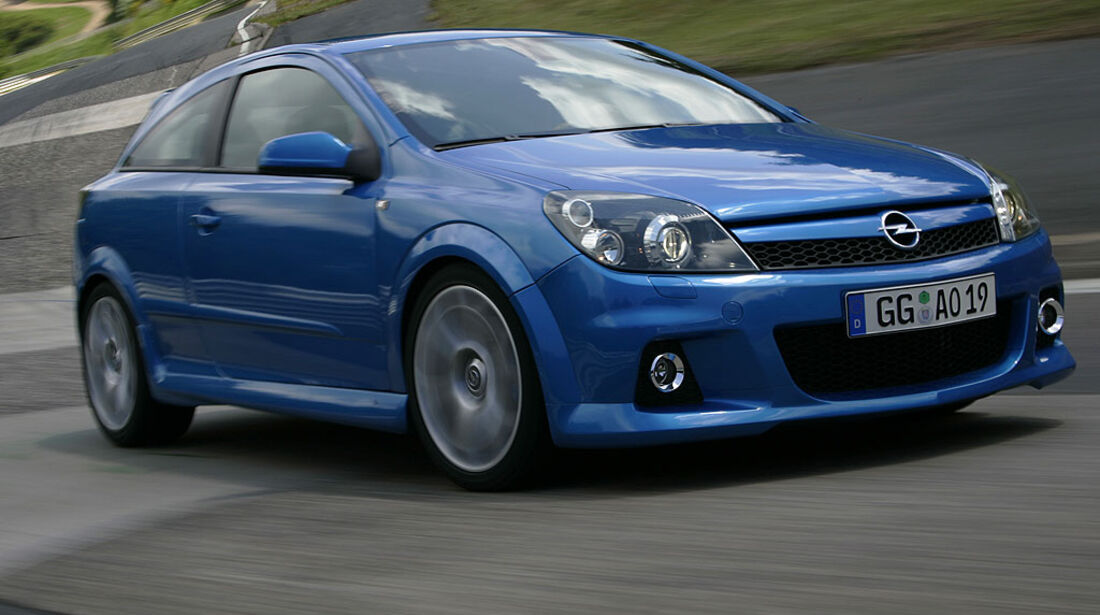 Opel Astra OPC 2002 2005