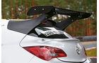 Opel Astra OPC Cup, Heckspoiler, Heckflügel