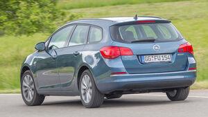 Opel Astra Sports Tourer 1.4 Turbo, Heckansicht
