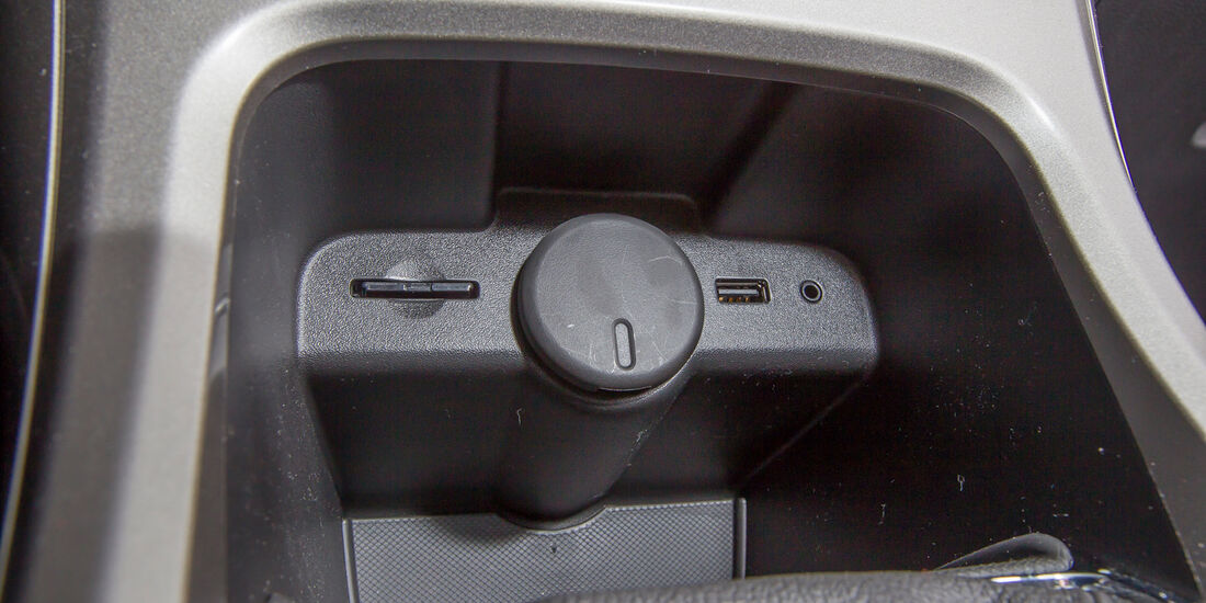Opel Astra Sports Tourer 1.4 Turbo, Stauraum