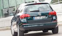 Opel Astra Sports Tourer 1.6 CDTI, Heckansicht