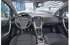 Opel Astra Sports Tourer 1.7 CDTi Ecoflex Edition, Cockpit