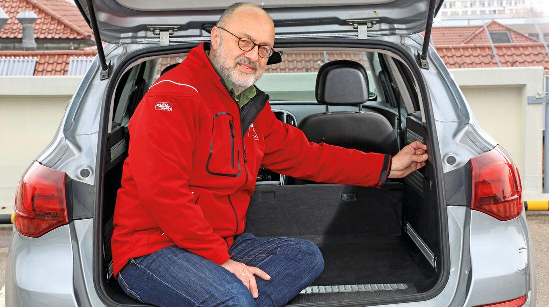 Opel Astra Sports Tourer 2.0 CDTi, Klaus-Ulrich Blumenstock