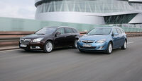 Opel Astra Sports Tourer, Opel Insignia Sports Tourer