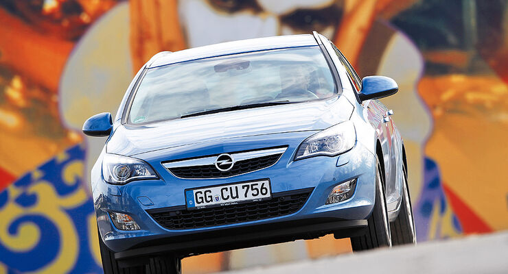 opel astra sports tourer im test: lifestyle-kombi mit neuem namen