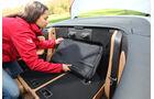Opel Cascada 1.6 SIDI Turbo, Rücksitz, Umklappen