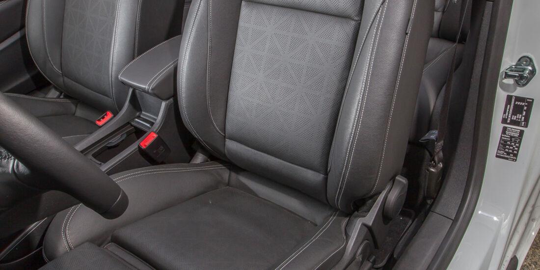 Opel Cascada 2.0 BiTurbo CDTi, Fahrersitz