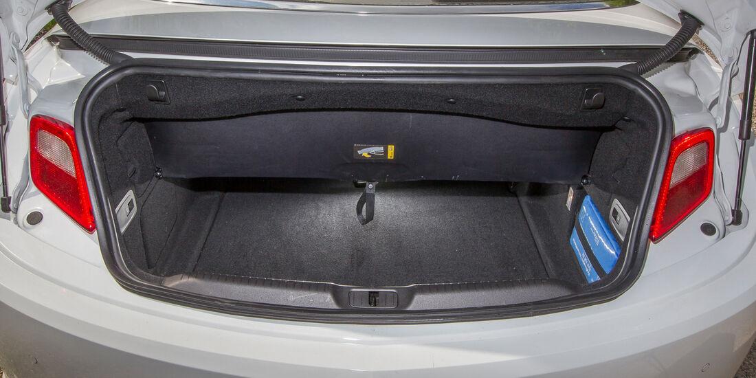 Opel Cascada 2.0 BiTurbo CDTi, Kofferraum