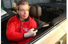 Opel Cascada, Fahrersitz