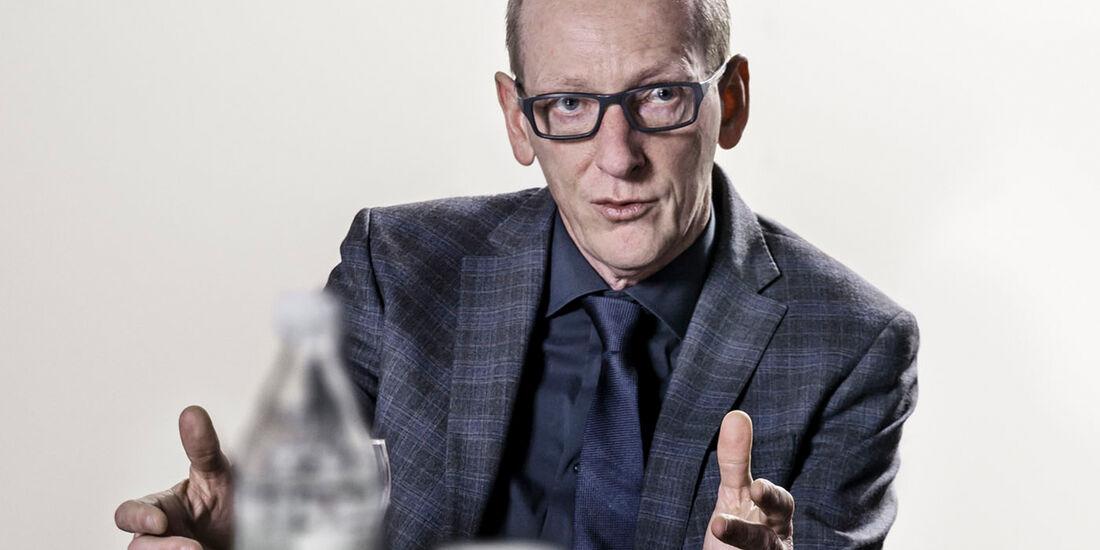 Opel-Chef Karl-Thomas Neumann Interview