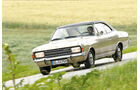 Opel Commodore A, Frontansicht