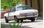 Opel Commodore B, Heckansicht