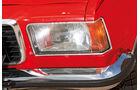 Opel Commodore, Frontscheinwerfer