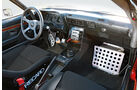 Opel Commodore GS, Cockpit, Lenkrad