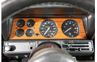 Opel Commodore GS/E, Rundinstrumente