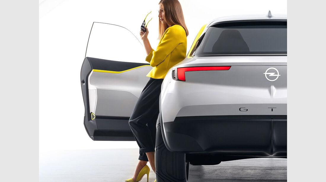 Opel Concept Car GT X Experimental