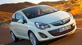 Opel Corsa 1.2, Frontansicht