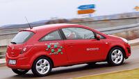 Opel Corsa 1.2 LPG, Seitenansicht