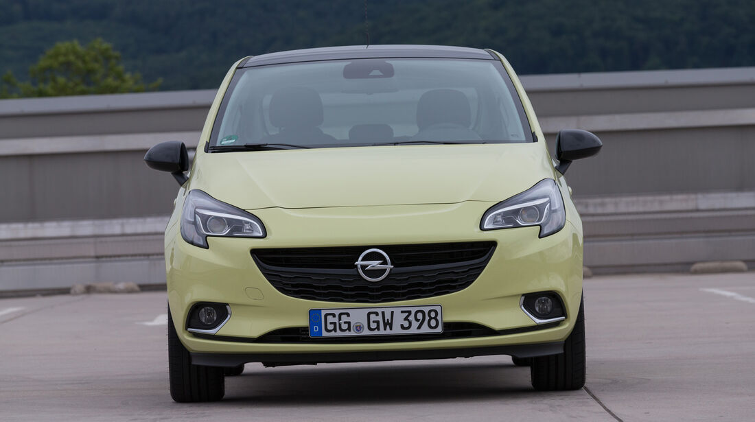 Opel Corsa 1.4 Turbo,