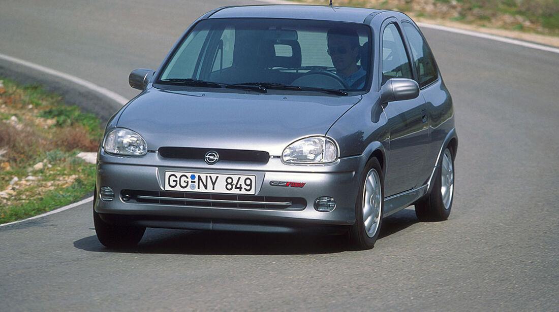 Opel Corsa B, GSi, 1993-1995
