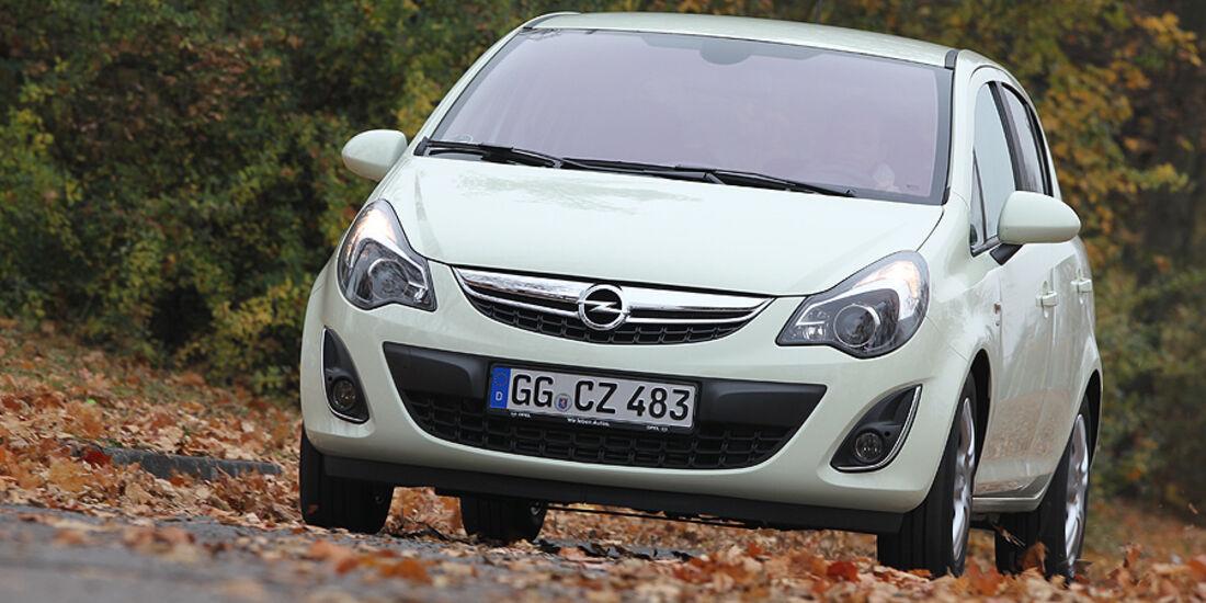 Opel Corsa Front