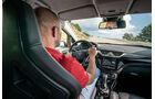 Opel Corsa Gsi, Innenraum, Cockpit
