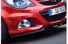 Opel Corsa OPC Nürburgring Edition, Frontspoiler