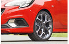 Opel Corsa OPC, Rad, Felge