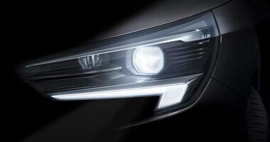 Opel Corsa Teaser