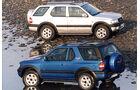 Opel Frontera Sport, 1998-2004