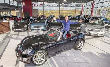 gebrauchte sportwagen seite 12 auto motor und sport. Black Bedroom Furniture Sets. Home Design Ideas